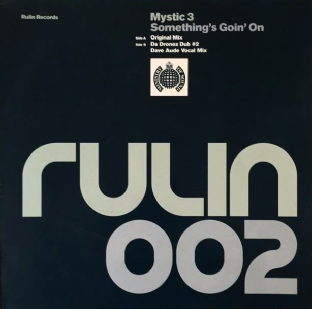 "Mystic 3 - Something's Goin' On (12"") (G+/G+)"